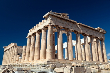 Excursion en bord de mer à Athènes...