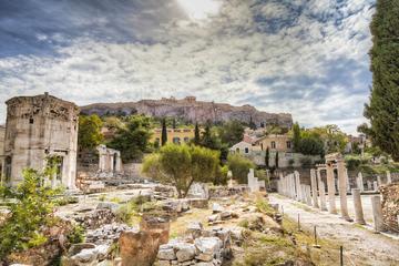 Recorrido en limusina privada: Lo mejor de Atenas