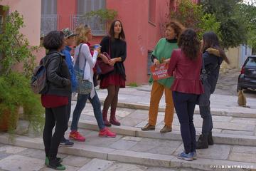 Shore Excursion: Monastiraki & Plaka, the Athens old town tour with transfer