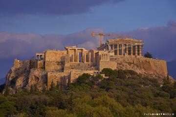 The Acropolis of Athens Sunset Small-Group Walking Tour