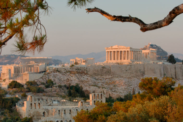 Visite privée à pied: l'Acropole