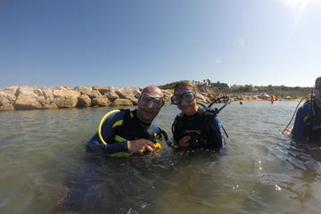 Scuba Diving in Tarragona's Underwater Park
