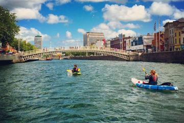 2-Hour Liffey River Kayaking Adventure in Dublin