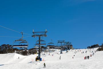 Aventure à la neige de 6jours à Thredbo ou Perisher au départ de...