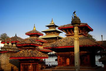 Kathmandu City Tour by Rickshaw