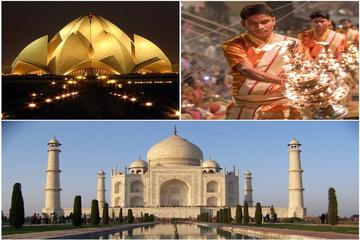 LUXURY 11 DAYS GOLDEN TRIANGLE & VARANASI WITH FLIGHTS FROM VARANASI-DELHI