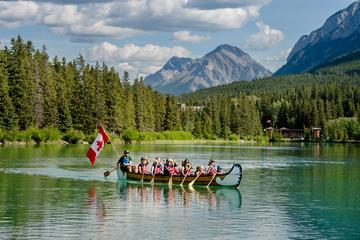 1.5-Hour Banff National Park Canoe Tour
