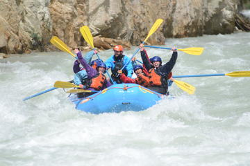 Double Whitewater Adventure on...