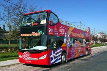 Athens Shore Excursion: City Sightseeing Athens and Piraeus Hop-On...