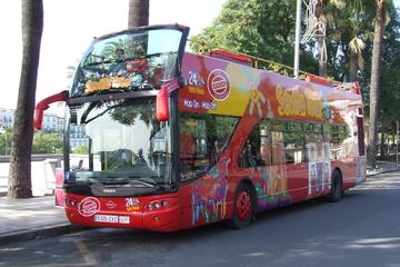Circuit touristique en bus à arrêts multiples à Séville