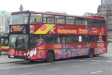 Circuit touristique en bus à arrêts multiples à Varsovie