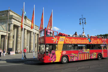 Hop-on, Hop-off Berlin City Sightseeing Tour