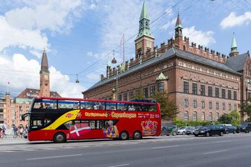 City Sightseeing Copenhagen Hop-On...