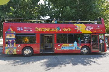 City Sightseeing Corfu Hop-On Hop-Off Bus Tour