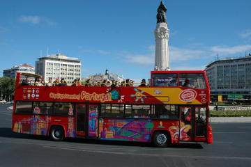 City Sightseeing Lisbon Hop-On...