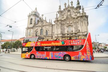 City Sightseeing Porto Hop-On Hop-Off...