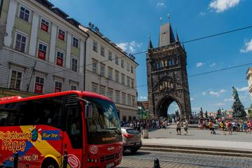 City Sightseeing Prague Bus & Boat Tour