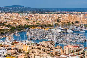 Excursão com várias paradas em Palma...