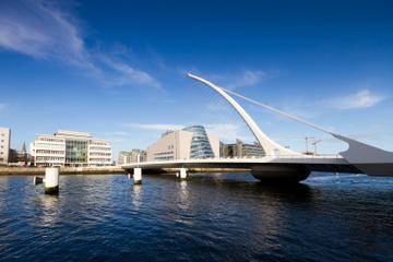 Excursão pela costa de Dublin...