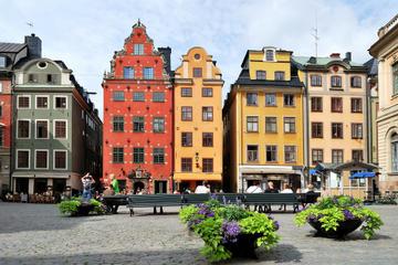 Excursão Terrestre em Estocolmo: Excursão Turística pela Cidade de...