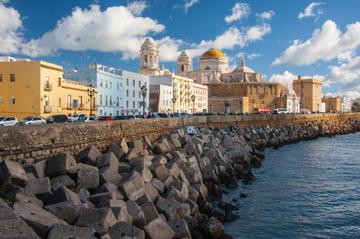 Excursão turística pela cidade Cadiz...