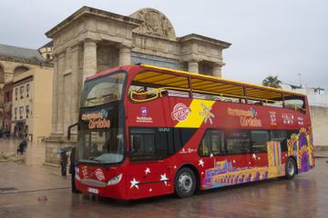 Excursão turística pela cidade em conversível por Córdoba