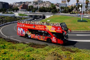 Excursión en autobús turístico con paradas libres de Las Palmas de...