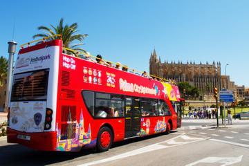 Excursion en bord de mer à Palma de Majorque: circuit en bus à...