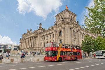 Hopp-på-hopp-av-tur med City Sightseeing i Berlin