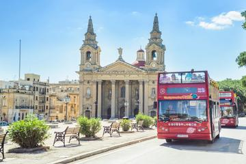 Malta Shore Excursion: City...