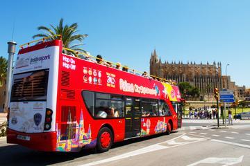 Palma de Mallorca-Landausflug: Hop-on-Hop-off-Tour durch Palma de...