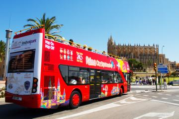 Palma de Mallorca Shore Excursion: City Sightseeing Palma de Mallorca...