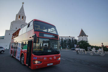 Sightseeing in Kasan: Hop-on-Hop-off-Tour
