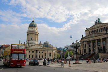 Stadsrundtur i Berlin med hoppa på/hoppa av-buss