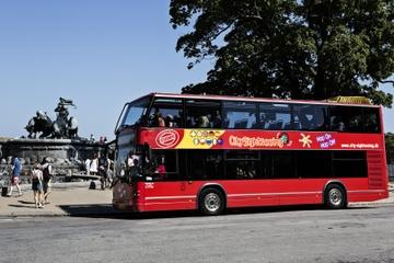Stadsrundtur i Köpenhamn med hoppa på/hoppa av-buss