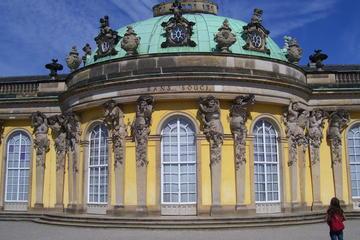 Stadstur i Potsdam med hoppa på hoppa ...