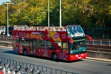 Stadtrundfahrt mit Hop-on-Hop-off-Bus durch Jerez de la Frontera