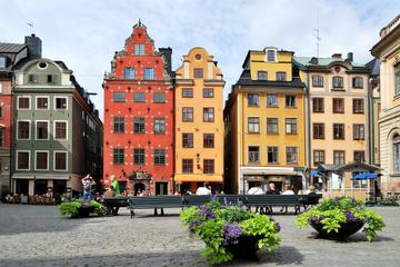 Stockholmsutflykt: Stockholms hoppa på/hoppa av-rundtur