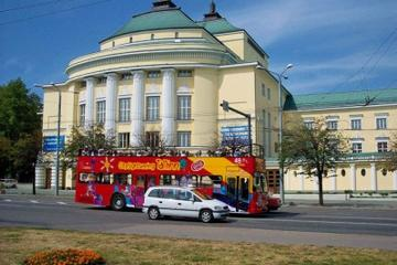 Tallinn City Sightseeing Bus Tour...