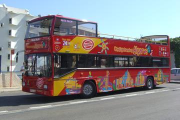 Tour en autobús con paradas libres por la ciudad de Albufeira