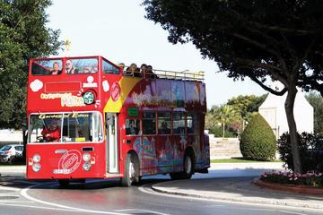 Tour en autobús con paradas libres por la ciudad de Malta