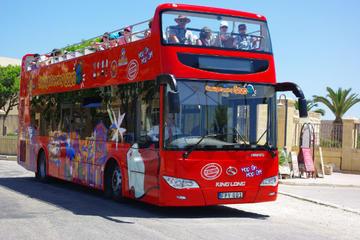 Tour turístico por la ciudad de Gozo en autobús con paradas libres