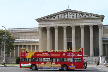 Visite touristique de la ville de Budapest en bus à arrêts multiples...