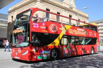 Walexcursie Málaga: hop-on hop-off stadstour door Málaga