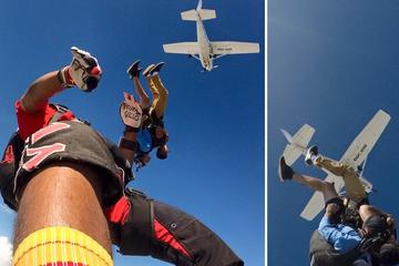 Skydive Tandem in Panama City
