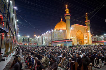 Holy Shrines of Iraq
