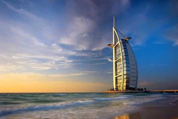 Visite de la ville de Dubaï