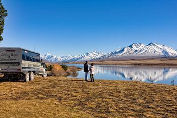El Señor de los Anillos: Trayecto a Edoras desde Christchurch