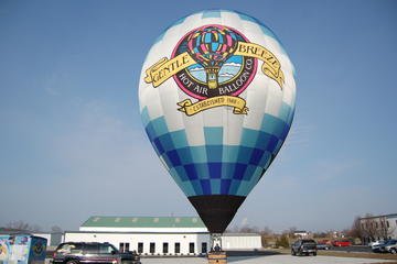 Day Trip Private Hot Air Balloon Ride in Lebanon Ohio near Cincinnati, Ohio