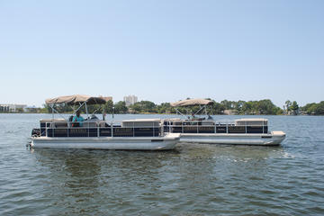 8 Hour Pontoon Rental
